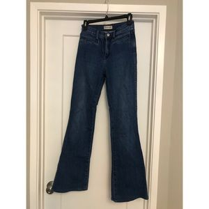 Madewell Flare Jeans